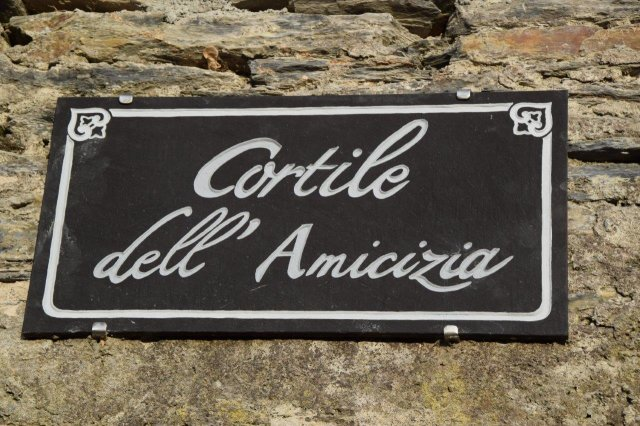 Cortile dell'amicizia